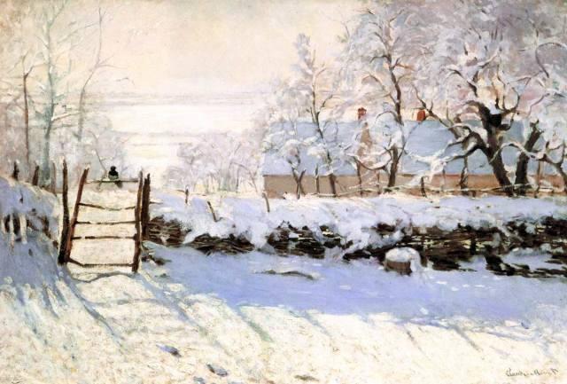 C Monet